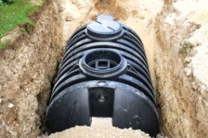 process of installing your septic system